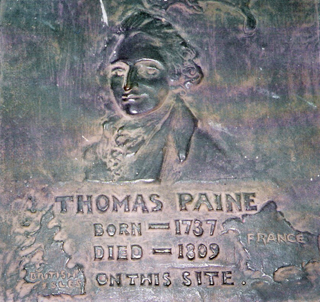 thomas paine ap english essay Common sense lays out thomas paine's philosophy on democracy, freedom, and american independence from britain all of his ideas come to us through philosophical.